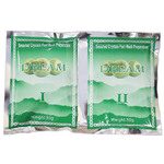 Dream Smashed Crystals Jelly Pedicure - GREEN APPLE 2 Packs - Activator + Dissolver - 50 Grams Each (13260-GRE-APP)