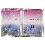 Dream Smashed Crystals Jelly Pedicure - LAVENDER 2 Packs - Activator + Dissolver - 50 Grams Each (13260-LAV)