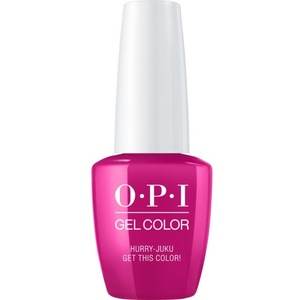 OPI GelColor Soak Off Gel Polish - #GCT83 Hurry-juku Get This Color! - Tokyo Collection 0.5 oz. (#GCT83)