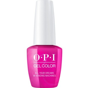 OPI GelColor Soak Off Gel Polish - #GCT84 All Your Dreams In Vending Machines - Tokyo Collection 0.5 oz. (#GCT84)