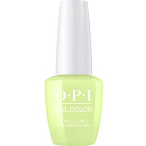 OPI GelColor Soak Off Gel Polish - #GCT86 How Does Your Zen Garden Grow? - Tokyo Collection 0.5 oz. (#GCT86)