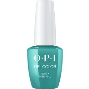 OPI GelColor Soak Off Gel Polish - #GCT87 I'm a Sushi Roll - Tokyo Collection 0.5 oz. (#GCT87)