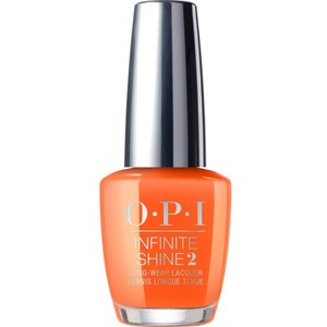 OPI Infinite Shine - Air Dry 10 Day Nail Polish - #ISLT89 Tempura-ture is Rising! - Tokyo Collection 0.5 oz. (#ISLT89)