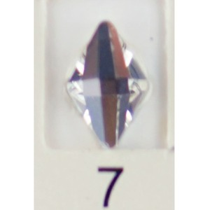Stardust Rhinestone Crystallized Nail Art - Clear #7 Bag of 20 Pieces (20816-Clear07)