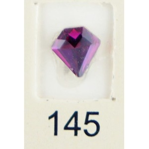 Stardust Rhinestone Crystallized Nail Art - Purple Ametrine #145 Bag of 20 Pieces (20816-Purple145)
