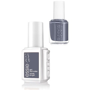 Essie Gel & Essie Lacquer Duo - #685G #685 - Toned Down - Serene Slates Collection (#685G - #685)