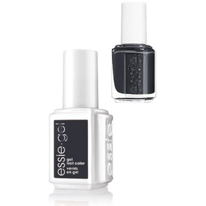 Essie Gel & Essie Lacquer Duo - #686G #686 - On Mute - Serene Slates Collection (#686G - #686)