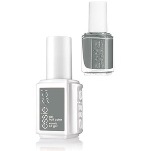 Essie Gel & Essie Lacquer Duo - #687G #687 - Serene Slate - Serene Slates Collection (#687G - #687)