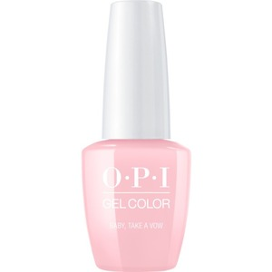 OPI GelColor Soak Off Gel Polish - Always Bare For You Collection - #GCSH1 - Baby Take a Vow 0.5 oz. (#GCSH1)