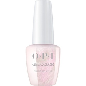 OPI GelColor Soak Off Gel Polish - Always Bare For You Collection - #GCSH2 - Throw Me a Kiss 0.5 oz. (#GCSH2)
