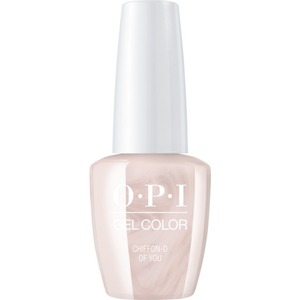 OPI GelColor Soak Off Gel Polish - Always Bare For You Collection - #GCSH3 - Chiffon-d of You 0.5 oz. (#GCSH3)