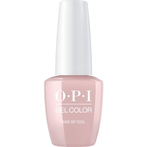 OPI GelColor Soak Off Gel Polish - Always Bare For You Collection - #GCSH4 - Bare My Soul 0.5 oz. (#GCSH4)