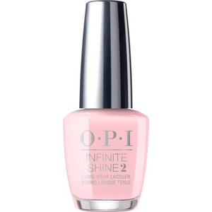 OPI Infinite Shine - Air Dry 10 Day Nail Polish - Always Bare For You Collection - #ISLSH1 - Baby Take a Vow 0.5 oz. (90036-SH1)