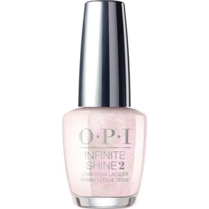 OPI Infinite Shine - Air Dry 10 Day Nail Polish - Always Bare For You Collection - #ISLSH2 - Throw Me a Kiss 0.5 oz. (90036-SH2)
