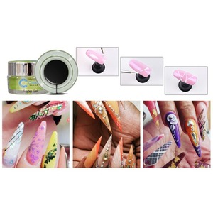 Chisel Spider Gel Kit 6 Colors - 5 mL. each ()