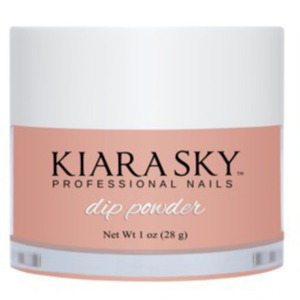 Kiara Sky Dip Powder - In The Nude Collection - Bare Skin - #D605 1 oz. (21217)