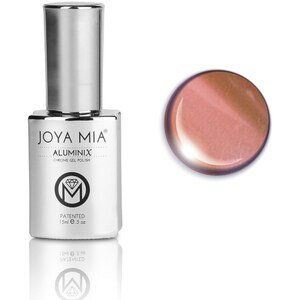 Joya Mia - Aluminix Chrome LEDUV Gel Polish 0.5 oz. - MX-1 (MX-1)