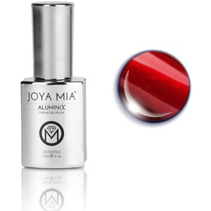 Joya Mia - Aluminix Chrome LEDUV Gel Polish 0.5 oz. - MX-3 (MX-3)