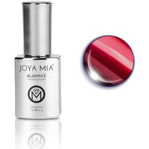 Joya Mia - Aluminix Chrome LEDUV Gel Polish 0.5 oz. - MX-5 (MX-5)