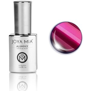 Joya Mia - Aluminix Chrome LEDUV Gel Polish 0.5 oz. - MX-6 (MX-6)