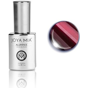 Joya Mia - Aluminix Chrome LEDUV Gel Polish 0.5 oz. - MX-8 (MX-8)