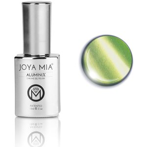 Joya Mia - Aluminix Chrome LEDUV Gel Polish 0.5 oz. - MX-9 (MX-9)