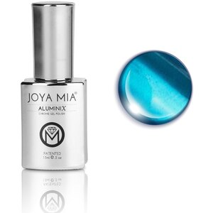 Joya Mia - Aluminix Chrome LEDUV Gel Polish 0.5 oz. - MX-12 (MX-12)