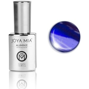 Joya Mia - Aluminix Chrome LEDUV Gel Polish 0.5 oz. - MX-14 (MX-14)
