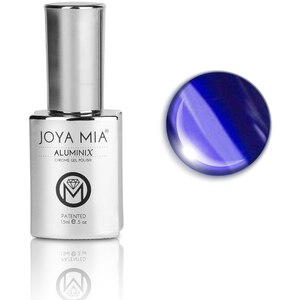 Joya Mia - Aluminix Chrome LEDUV Gel Polish 0.5 oz. - MX-15 (MX-15)