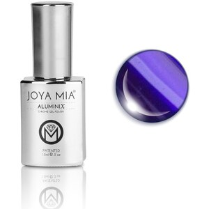Joya Mia - Aluminix Chrome LEDUV Gel Polish 0.5 oz. - MX-16 (MX-16)