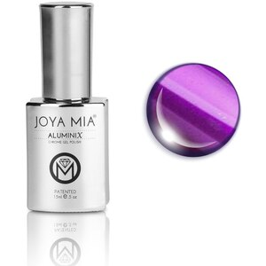 Joya Mia - Aluminix Chrome LEDUV Gel Polish 0.5 oz. - MX-17 (MX-17)