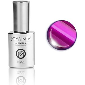 Joya Mia - Aluminix Chrome LEDUV Gel Polish 0.5 oz. - MX-18 (MX-18)