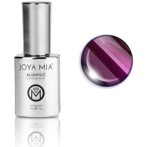 Joya Mia - Aluminix Chrome LEDUV Gel Polish 0.5 oz. - MX-19 (MX-19)