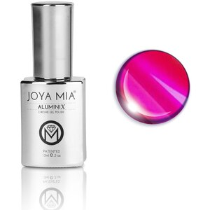 Joya Mia - Aluminix Chrome LEDUV Gel Polish 0.5 oz. - MX-20 (MX-20)