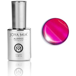 Joya Mia - Aluminix Chrome LEDUV Gel Polish 0.5 oz. - MX-21 (MX-21)