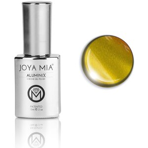 Joya Mia - Aluminix Chrome LEDUV Gel Polish 0.5 oz. - MX-22 (MX-22)