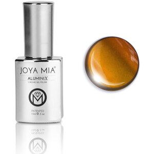 Joya Mia - Aluminix Chrome LEDUV Gel Polish 0.5 oz. - MX-23 (MX-23)