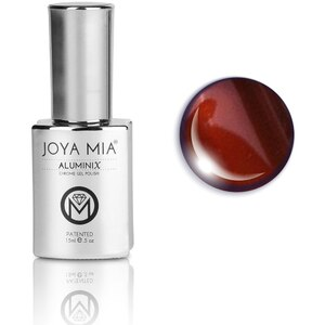 Joya Mia - Aluminix Chrome LEDUV Gel Polish 0.5 oz. - MX-24 (MX-24)