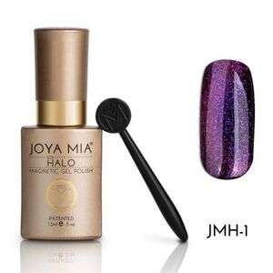 Joya Mia - Halo Magnetic LEDUV Gel Polish 0.5 oz. - JMH-1 (JMH-1)