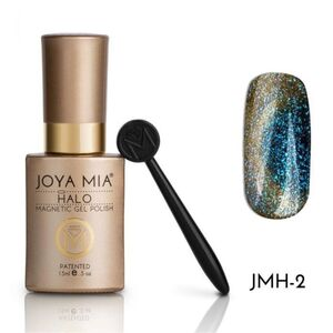 Joya Mia - Halo Magnetic LEDUV Gel Polish 0.5 oz. - JMH-2 (JMH-2)