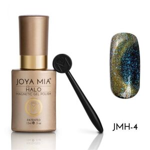 Joya Mia - Halo Magnetic LEDUV Gel Polish 0.5 oz. - JMH-4 (JMH-4)