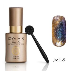 Joya Mia - Halo Magnetic LEDUV Gel Polish 0.5 oz. - JMH-5 (JMH-5)