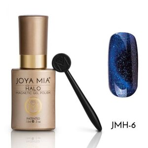 Joya Mia - Halo Magnetic LEDUV Gel Polish 0.5 oz. - JMH-6 (JMH-6)