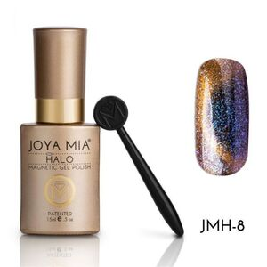 Joya Mia - Halo Magnetic LEDUV Gel Polish 0.5 oz. - JMH-8 (JMH-8)