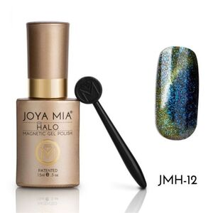 Joya Mia - Halo Magnetic LEDUV Gel Polish 0.5 oz. - JMH-12 (JMH-12)