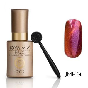 Joya Mia - Halo Magnetic LEDUV Gel Polish 0.5 oz. - JMH-14 (JMH-14)