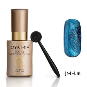 Joya Mia - Halo Magnetic LEDUV Gel Polish 0.5 oz. - JMH-18 (JMH-18)