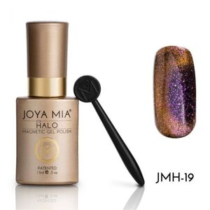 Joya Mia - Halo Magnetic LEDUV Gel Polish 0.5 oz. - JMH-19 (JMH-19)