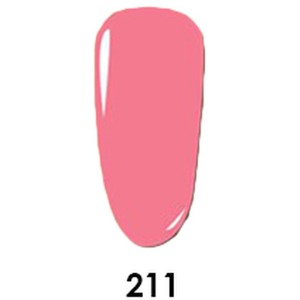 WaveGel Matching Soak Off Gel Polish & Nail Lacquer - No Wifi Zone - W211 0.5 oz. Each (11490-W211)