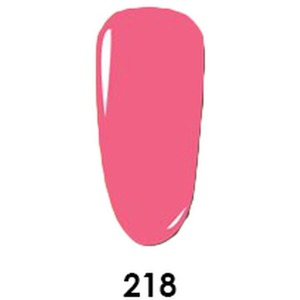 WaveGel Matching Soak Off Gel Polish & Nail Lacquer - Amalfi Coast - W218 0.5 oz. Each (11490-W218)